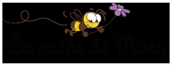 Logo de la ruche de Mary