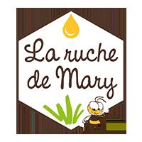 logo la ruche de Mary